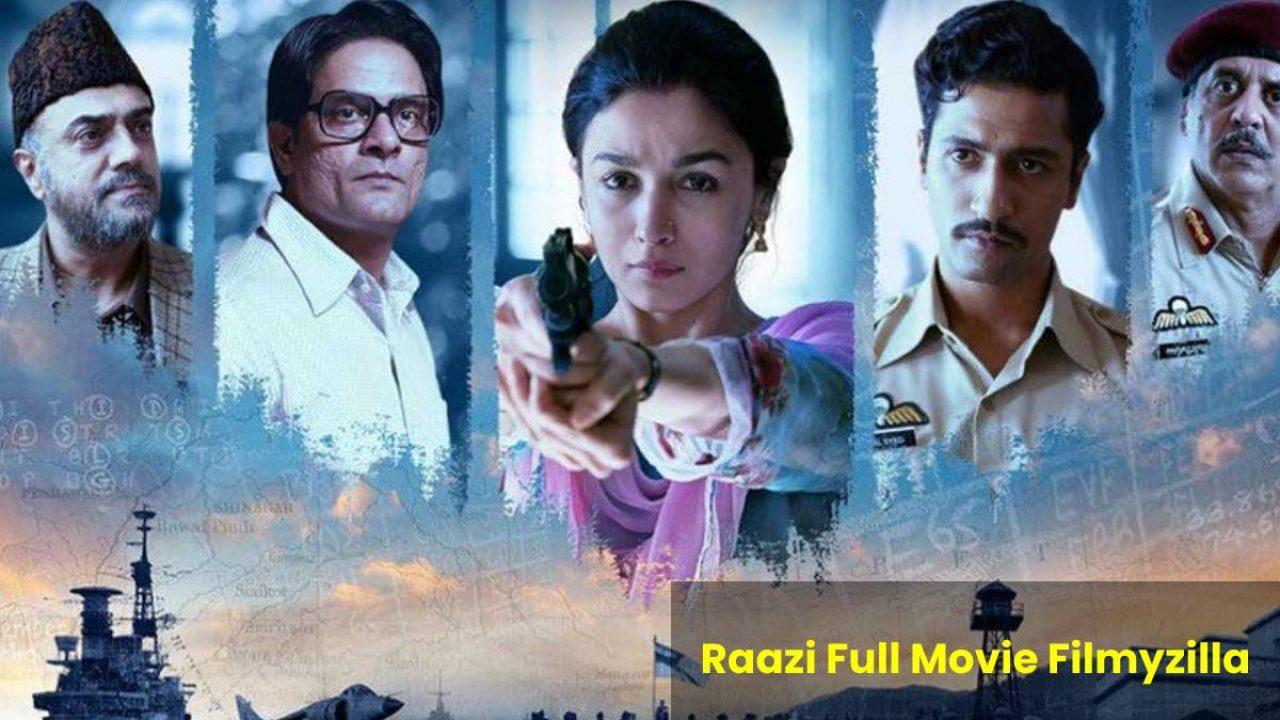 Filmywap raazi movie download Raazi New